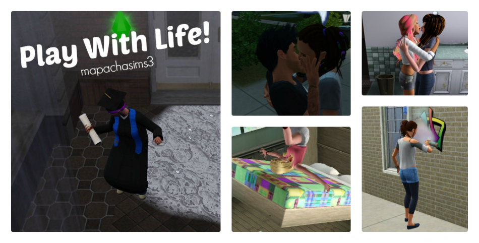 TheSims3 4-ever